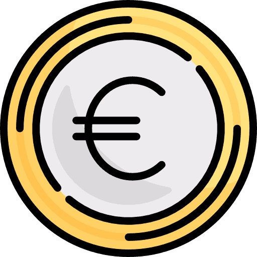 1 euro pro spin